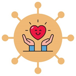 Random acts of kindness icon