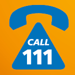 NHS 111 advice online icon