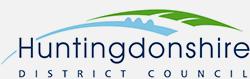 Huntingdon Council logo