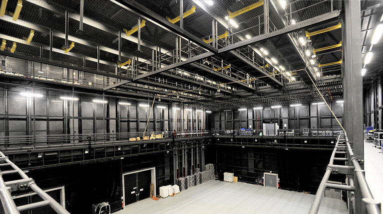 The Backstage Centre