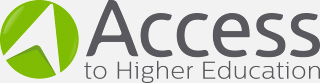 Access to higher education logo