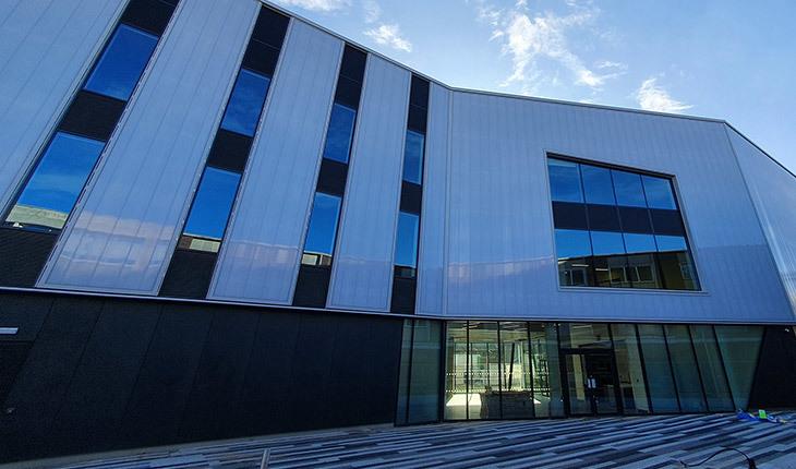 Exterior of Basildon Campus (Luckyn Lane)