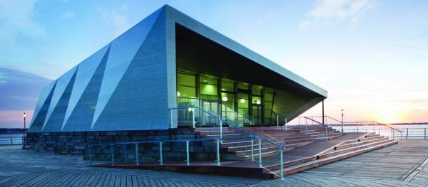 Exterior of Cultural Centre