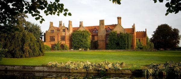Exterior of Ingatestone Hall