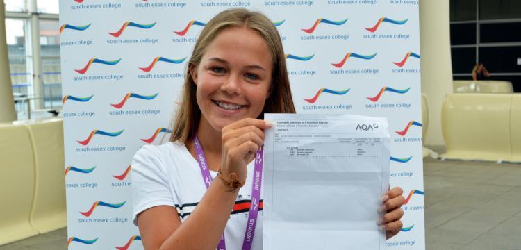 GCSE case study: Ellie-Mae Gardiner