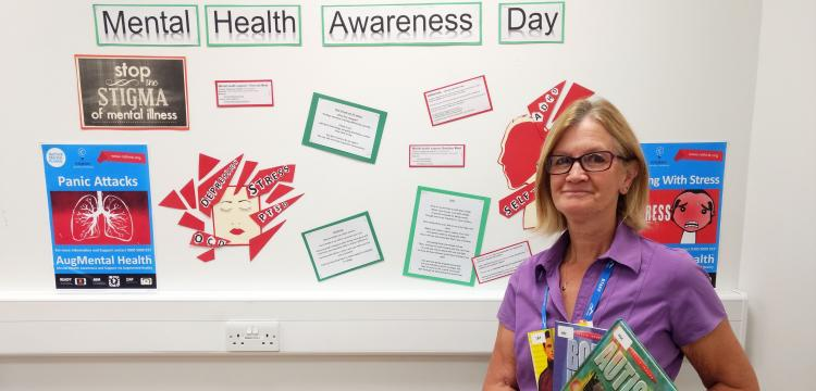 South Essex College raises awareness on World Mental Health Day