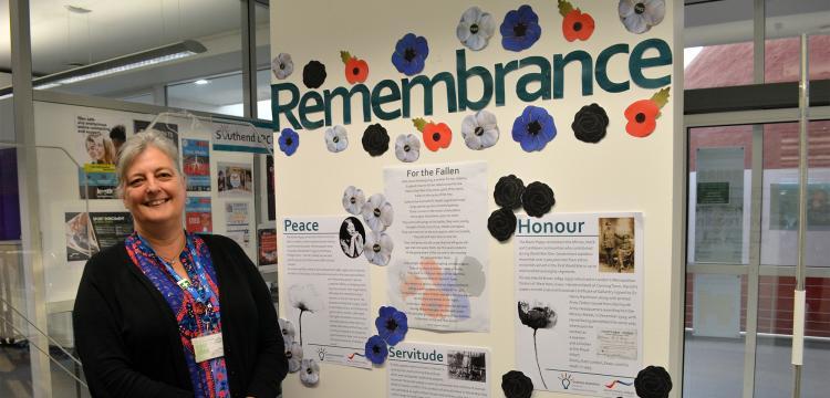College commemorates First World War Centenary